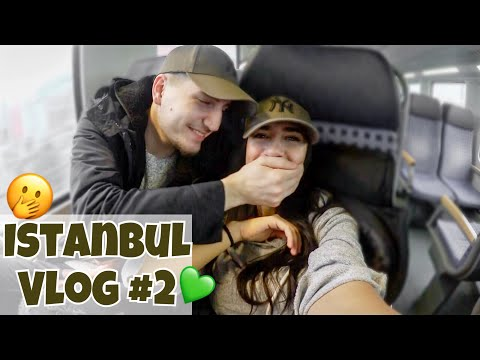 Mega großes Einkaufszentrum! 😍 ISTANBUL Vlog #2 - Ebru Acikyol