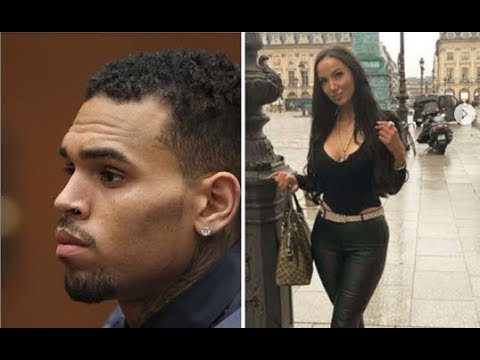 Chris Brown Arrested on Rape Charges in France pt .1 ( technical error ) Mp3