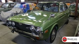 Original/Unrestored: 1973 Mazda Luce GR R12 (RX-4)