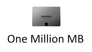 Samsung Electronics 840 EVO-Series 1TB 2.5-Inch SSD