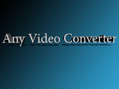 И программы для конфигурации формата видео