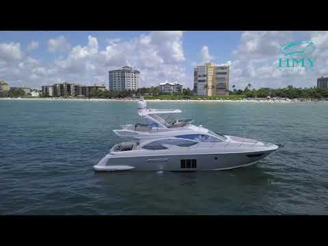 """2014 Azimut 54' Motor Yacht """"LADY M"""" - For Sale with HMY Yachts"""