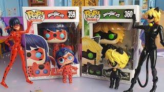Baixar Nuovi Funko Pop di MIRACULOUS: Ladybug e Chat Noir [Unboxing]