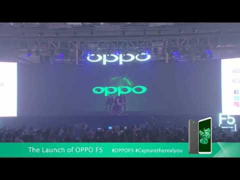 Ayda Jebat ft. Budak Joget - Nakal Nakal Nakal (Remix) Launch Oppo F5 Malaysia