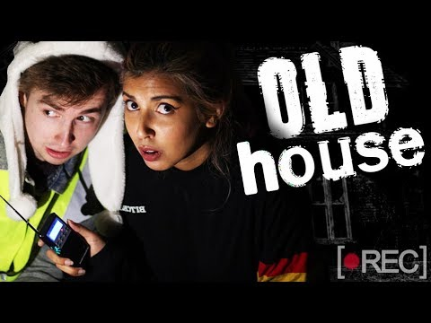 GHOST HUNTING IN MY CREEPY OLD HOUSE with THEORIONSOUND