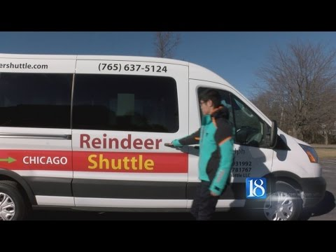 Purdue students create new shuttle service to O'hare Airport