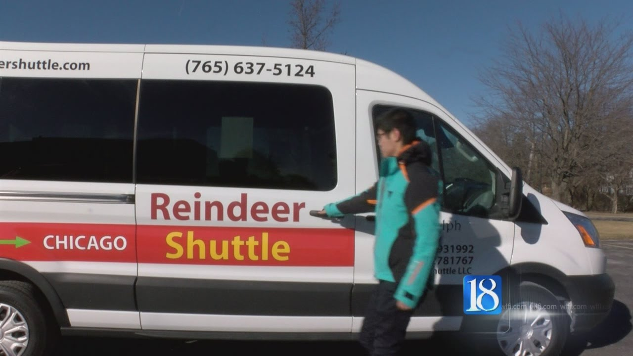 Purdue Students Create New Shuttle Service To O Hare