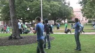 MP3@UNC: The MP3 Experiment video 2 (10-15-09)