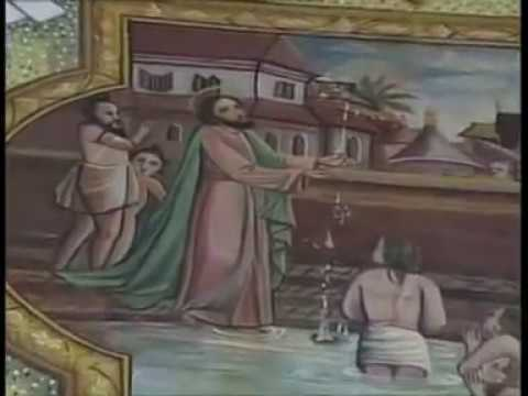52 AD Christianity was introduced to India by Lord Jesus Christ Apostle St. Thomas!