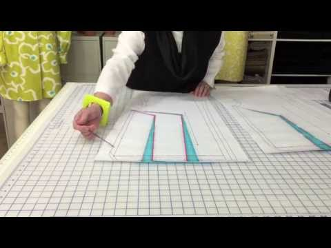How to: Add width at the hip area, front and back. - YouTube