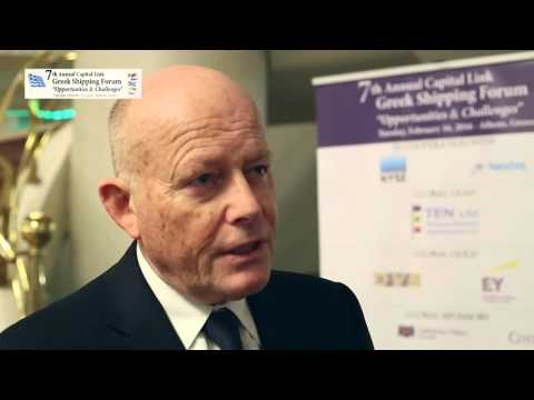 7th Annual Greek Shipping Forum - interview Nicolas A. Tsavliris
