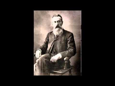 Christmas Eve Tarkhov Shpiller Krasovsky Golovanov 1948 Rimsky-Korsakov
