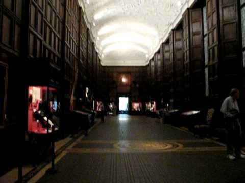 Inside the Folger Shakespeare Library