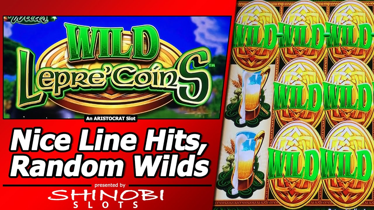 Random Wilds - Online-Slots mit Random Wilds