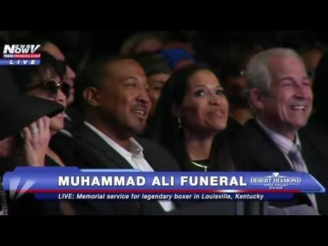A Very Touching Tribute To Muhammad Ali by...