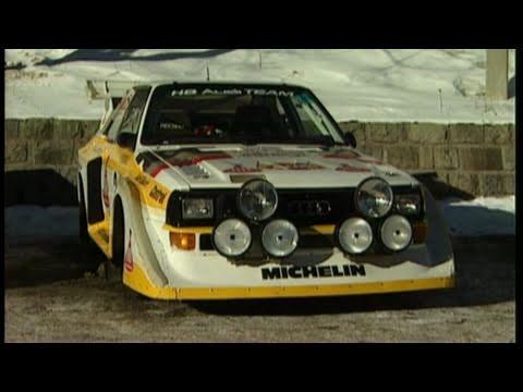 Stig Blomqvist im Audi quattro S1