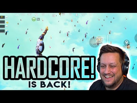HARDCORE IS BACK... AND IT'S CHAOS!