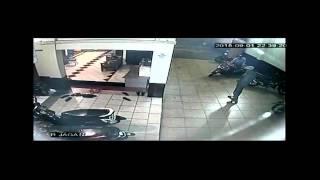 CCTV || AKSI CURANMOR 2 MOTOR SEKALIGUS BANDUNG 1-9-2015