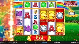 Rainbow Riches Megaways Bonus Feature (MEGA WIN) (Scientific Games)(DEMO)
