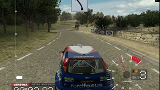 Colin McRae Rally 3 PC Gameplay HD