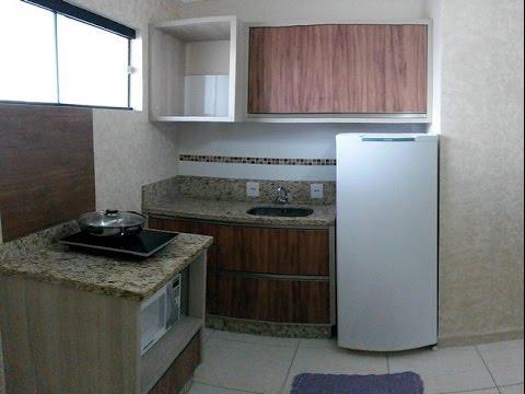 Apartamento tipo Studio para Aluguel Anual em Balnerio