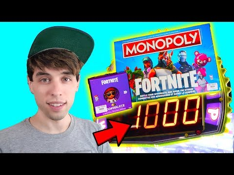 Can I Win It? Fortnite Toys!