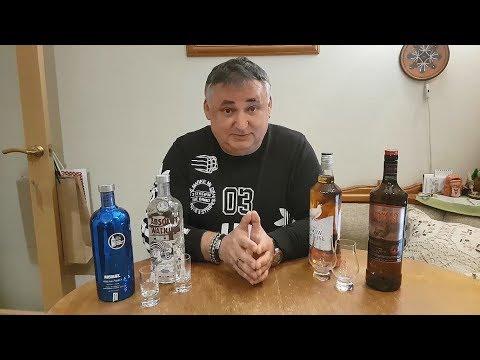 Разница между водкой и виски: отличия в технологии и вкусе