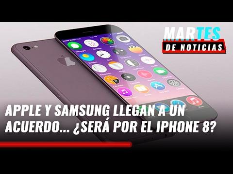 Apple y Samsung de la mano por el iPhone y... ¡porno gratis!