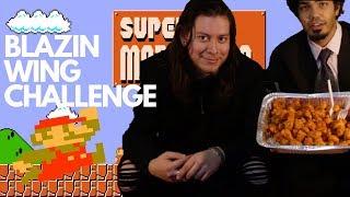 Super Mario BLAZIN Wings Challenge