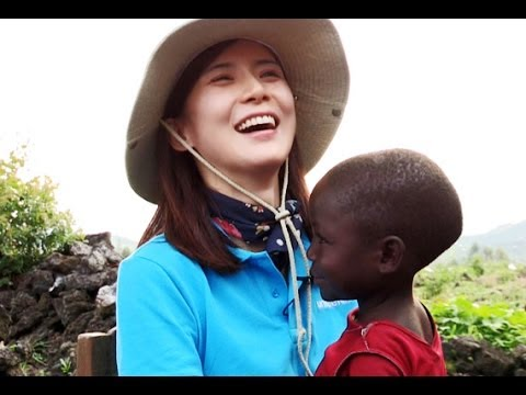 2013 Road for Hope | 2013 희망로드 대장정 : Ep.1 with Lee Boyeong in Congo, Africa (2014.01.18)