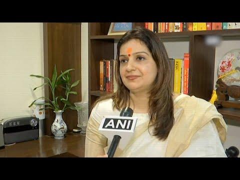 'Committed to work for Mumbai': Priyanka Chaturvedi on joining Shiv Sena