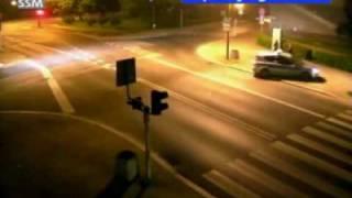 Polska Policja - Zatrzymani dzięki monitoringowi
