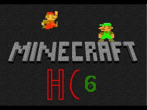 HC Minecraft #6 (Mining Mine)