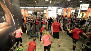Hammer Strength at FIBO 2015