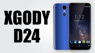 XGODY D24 -  5.5Inch / Android 7.0 / Dual SIM / Quad Core 1.3GHz / 1GB RAM+16GB ROM