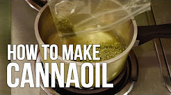 How To Make Cannaoil HD - Ganja Gamers Kitchen