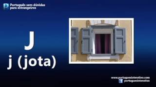 O alfabeto - português