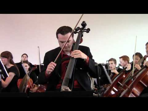 Steven Sharp Nelson Suite with Lyceum Music Festival Orchestra (with intro)