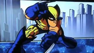 Super Hero Squad Game Intro