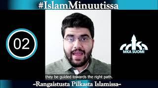 #IslamMinuutissa - Punishment for Blasphemy