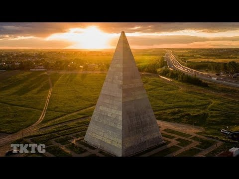 Russian Pyramid Research: Lost and Hidden History