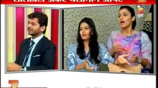 Celebrity Anchor Yashoman Apte In Discussion To His Serial Caracter