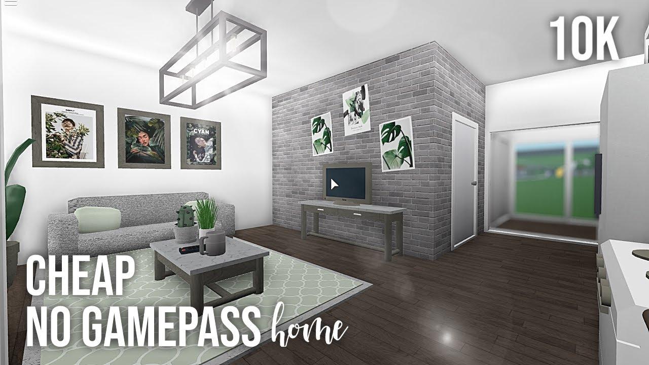 Big Living Room Ideas Bloxburg   Cabinets Matttroy