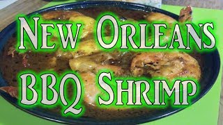 Two Step New Orleans Bbq Shrimp