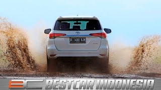 First Drive - Toyota All New Fortuner VRZ 2.4 A/T 4x2