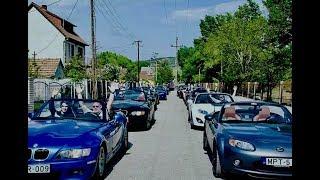 Csak teteje ne legyen - BMW Z és Mazda MX-5 találkozó (felirattal)