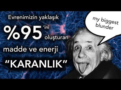 Einstein'ın Hatası ve Evrenin Genişlemesi (Karanlık Enerji/Madde Kavramı)