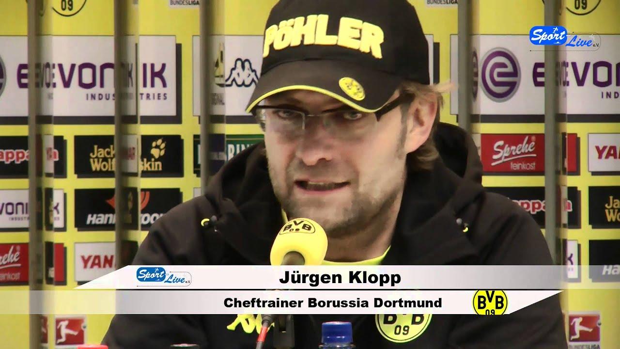 Borussia Dortmund - SV Werder Bremen :  Die Trainerstimmen nach dem Spiel