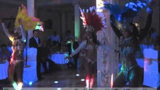 видео Бразильское шоу Sol Brasil