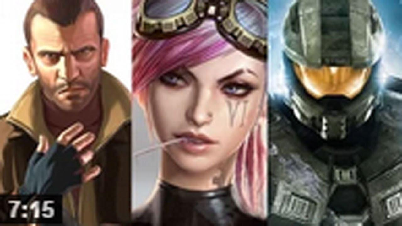 أكثر 10 ألعاب فيديو لعبت حول العالم